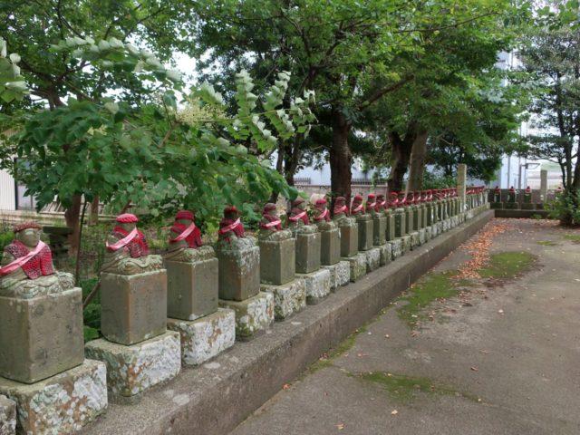 護国院の弘法大師像