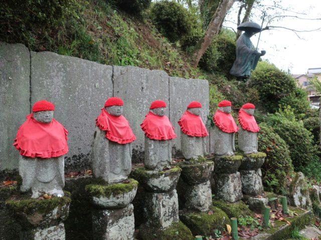 大光寺の六地蔵