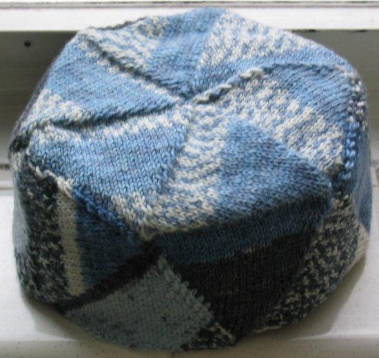 三角帽子の基本型