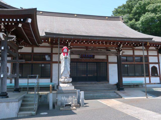 千葉市東禅寺のお地蔵さん